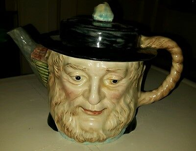 Beswick England peggotty teapot  (Charles Dickens- David Copperfield)