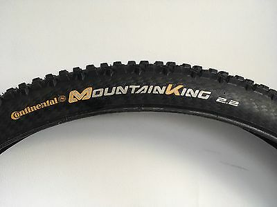 Continental Mountain King Protection 29 X 2.2 TLR Black Chilli MTB Tyre