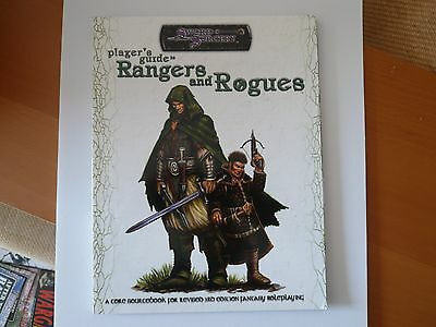Sword & Sorcery Players Guide Rangers and Rogues