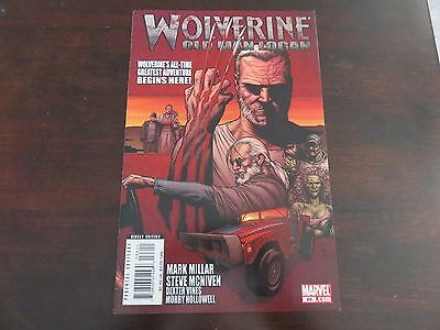 Wolverine #66 (Aug 2008, Marvel) VF 8.0 great cover!!