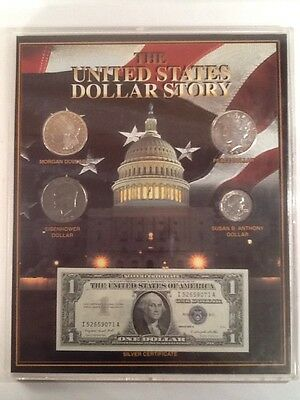 The United States Dollar Story Currency 1995 Set