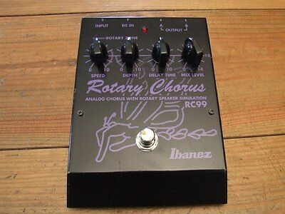 ** Ibanez RC 99 Analog Rotary Chorus * Made in Japan **
