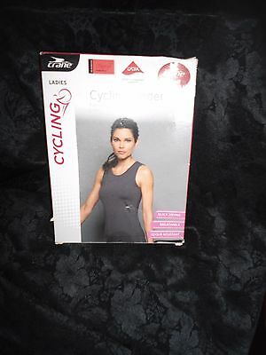 Ladie`s cycling Underwear Vest Small