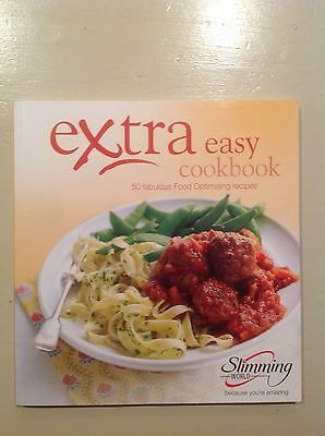 Slimming World Book Extra Easy Cookbook