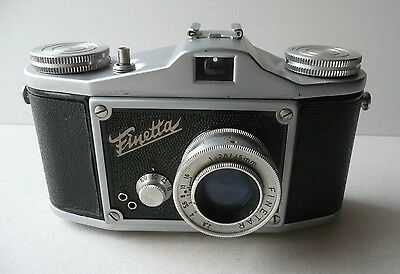 Finetta Camera.  Made In Germany.