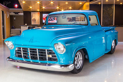 1955 Chevrolet Other Pickups  Frame Off Restored! All Steel, GM 427ci V8, TH350 Automatic, 4 Wheel Disc & More