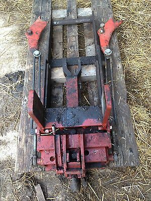 Pick Up Hitch To For David Brown Tractor