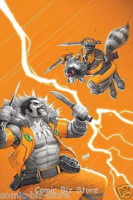 Rocket Raccoon #3 (2017) 1St Printing Bagged & Boarded Marvel Now