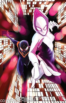 Spider-Gwen #17 (2017) 1St Printing Bagged & Boarded