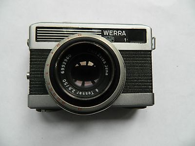 Carl Zeiss Werra 1 35 mm Camera for spares/repair