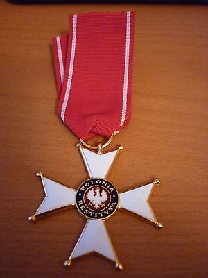 Independent Poland - 'Order Of Polonia Restituta - Dated 1918' - Officer Grade
