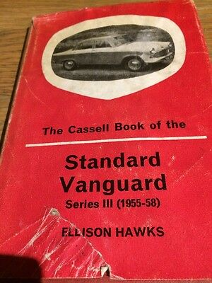 The Cassell Book Of The Standard Vanguard. Vintage