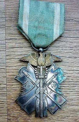 Imperial Japan Ww2 - Order Of The Kite - 7Th Class - For Bravery In Battle