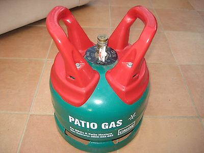 Patio Gas Cylinder CALOR GAS CYLINDER 5Kg – EMPTY
