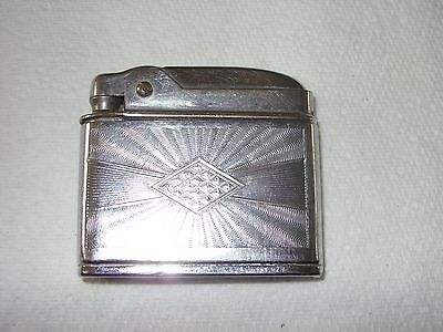 vintage petrol lighter Mosda Streamline 500 Patent no: 687105 in need of TLC