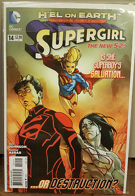 Supergirl #14 The New 52 DC Comics Mint-MN COMBINED SHIPPING