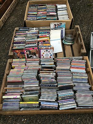 Job Lot Bundle CDs Albums, Promos, Singles  Mainly House, Dance, DJ Promos 500+