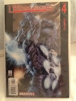 The Ultimates Issue 4, first print, New