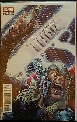 The Unworthy Thor #02 Cheung Variant