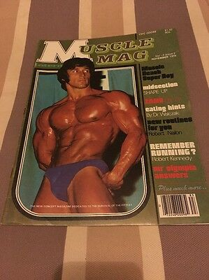 Muscle Mag Vol. 3 Issue 3