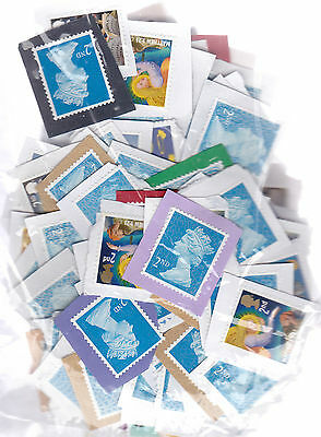 Gb Collection. Mint No Gum Unfranked Stamps. 2