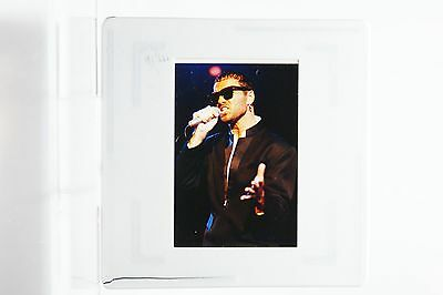 George Michael rare Archive  Publicity Slide Negative 5
