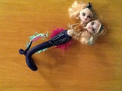 Sour and Sweet two headed Monster High doll