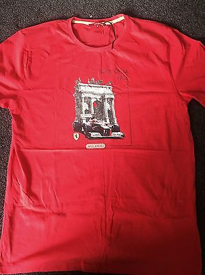 Men's XL Ferrari T-shirt