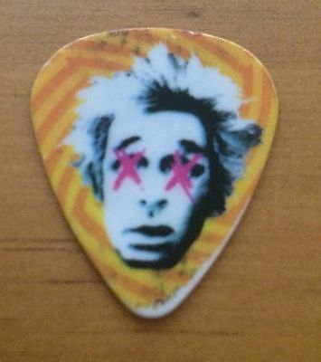 Green Day Very Rare Guitar Pick