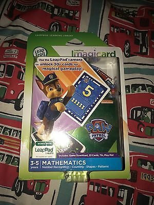 Leapfrog Leap Pad Tablet Maths 3-5 Years New
