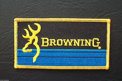 Clay pigeon , Browning  , shooting , hunting , fishing  badge patch