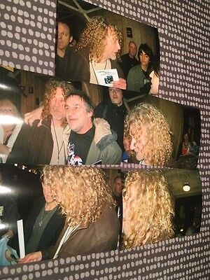 Robert Plant -  Led Zeppelin - 5 private photos from 2007 - London L@@K The Who