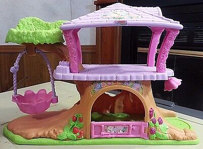 Fisher Price Little People Fairy Tree House 2009  P5845  House Only Mattel