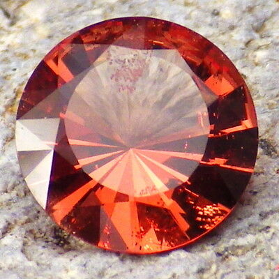 """""""PADPARADSCHA"""" SCHILLER OREGON SUNSTONE 1.27Ct FLAWLESS-FOR TOP JEWELRY!!"""