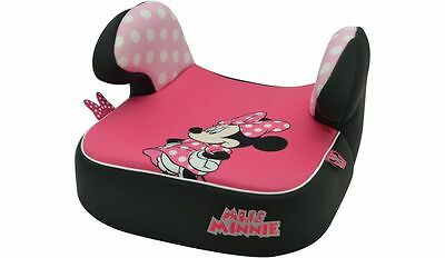 Disney Minnie Mouse Dream Booster Seat; 15-36 Kg; Bni Packaging
