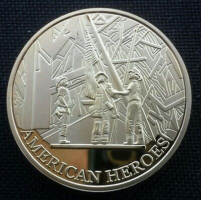 9.11 2001 In Memory of those We Have Lost,American Hero gold Plated Commemorativ