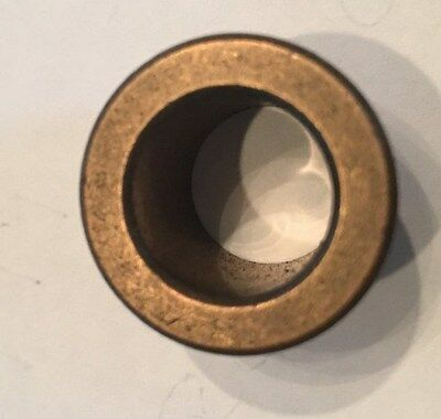 "Boston Gear FB10126 Flanged Sleeve Bearing (Lot of 50)  5/8"" ID, 3/4"" OD, 3/4"""
