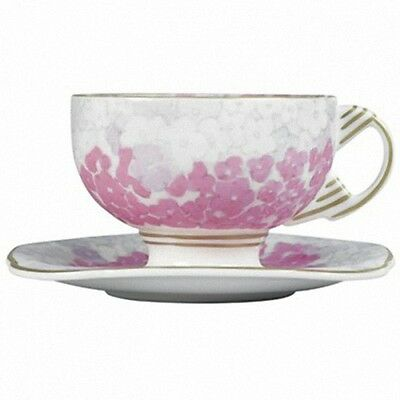 Wedgwood Harlequin Collection Deco Bloom Cup & Saucer