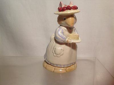 "�� Vintage Royal Doulton  "" Mrs.apple"" Brambly Hedge J. Barklem C.1982"