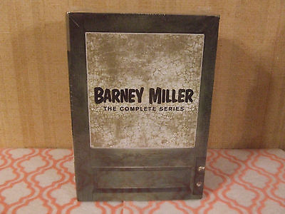 Barney Miller: The Complete Series (DVD, 2011, 25-Disc Set) NEW