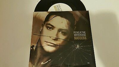 """Picnic At The Whitehouse - Success 7"""" Single"""