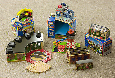 Thomas The Tank Engine & Friends Wooden Railway destinations by Learning Curve