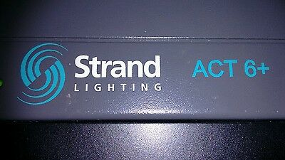 Strand 24way dmx dimmers touring multicore hardpatch 125a/3p distro