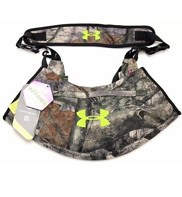 Under Armour 1247055 Scent Control Hunting Handwarmer Infrared Mossy Oak NWT