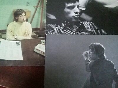 3 Rolling Stones postcards 1965-67