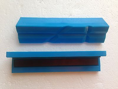 125mm  Soft Vice Jaws - Engineers Magnetic Base Tool