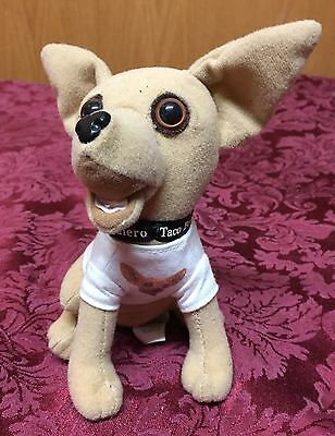 1990 Vintage TACO BELL Chihuahua Dog Yo Quiero Applause T-Shirt SHIPS TODAY!