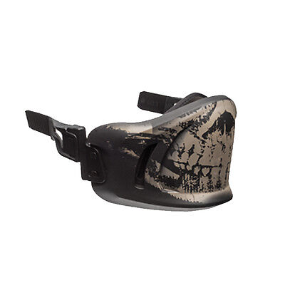 Bell Rogue Replacement Face Muzzle - Skeleton DOA Skull for Rogue Helmet