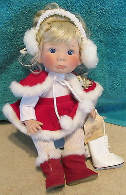 "1979 Lee Middleton ""Little Angel"" 14"" Vinyl Doll~Numbered~Hang Tag~No Box~Beauty"