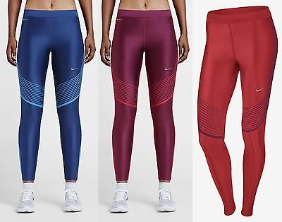 b5a7892dc266c7 NIKE POWER SPEED Women's Running Tights - NWT - $59.95 | PicClick